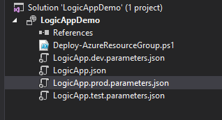 LogicAppsParams